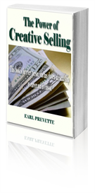 The Power of Creative Selling Earl Prevette resell | eBooks | Business and Money