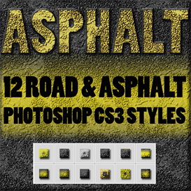 Asphalt Road Styles | Software | Add-Ons and Plug-ins