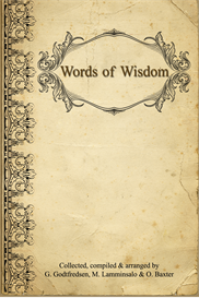 Words of Wisdom Full | eBooks | Classics