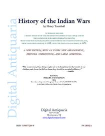 history of the indian wars (1846)