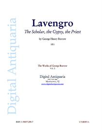 Lavengro: The Scholar, the Gypsy, the Priest | eBooks | History
