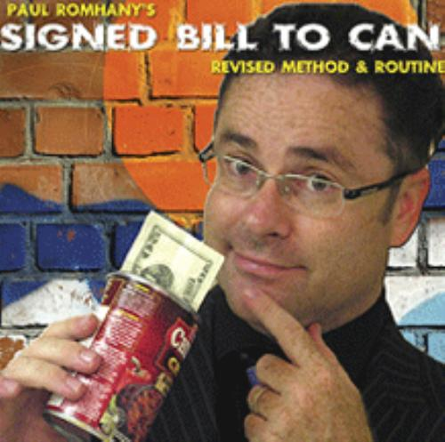 First Additional product image for - Impossible Bill To Can Revised