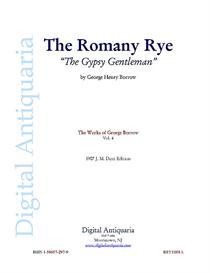 The Romany Rye (The Gypsy Gentleman) | Audio Books | History
