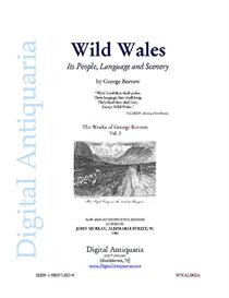Wild Wales:Its People, Language and Scenery | Audio Books | History