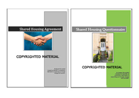 Shared Housing Combo Pack   Other Files   Documents and Forms