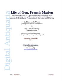 life of general francis marion (1809)