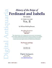 History of the Reign of Ferdinand and Isabella (Vol. II) | Audio Books | History