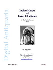 Indian Heroes and Great Chieftains | Audio Books | History