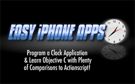 iPhone App Tutorial Clock Project Discount | Movies and Videos | Educational