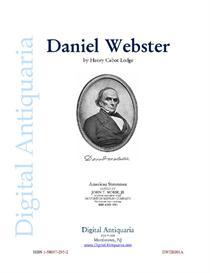 Daniel Webster (1883) | Audio Books | History