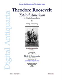 theodore roosevelt: typical american (1901)