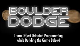 OOP Boulder Dodge Spaceship Game Tutorial   Movies and Videos   Educational