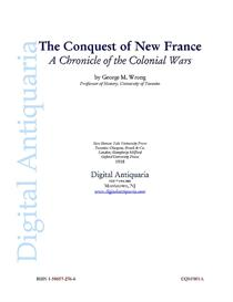 The Conquest of New France | eBooks | History