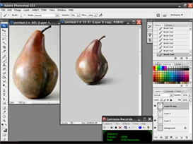 pear tutorial digital painting for beginners