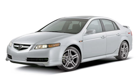 2004 acura tl product information