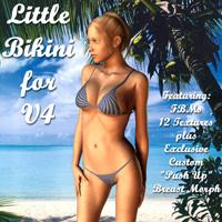 Little Bikini for V4 | Software | Design