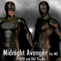 midnight avenger for m3