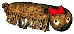Toy Centipede Crochet Pattern | eBooks | Arts and Crafts
