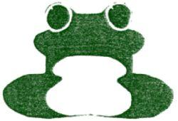 Stuffed Frog Pattern | eBooks | Arts and Crafts