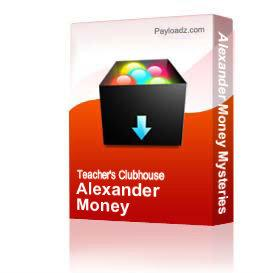 alexander money mysteries