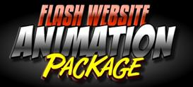 Flash Website Animation Package | Movies and Videos | Educational