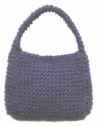 #20 Chunky Mini Purse PDF Pattern from SweaterBabe.com | Other Files | Arts and Crafts