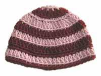#22 Easy Crocheted Beanie PDF Pattern from SweaterBabe.com | Other Files | Arts and Crafts