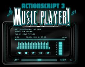 actionscript 3 music player