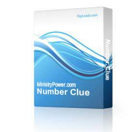 number clue