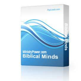biblical minds
