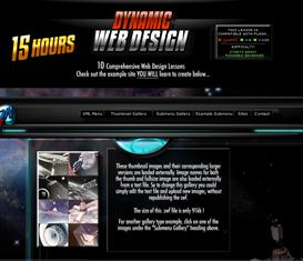 Dynamic Flash Web Design Course - 15 Hours | Movies and Videos | Educational