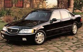 1997 Acura 3.5RL MVMA | eBooks | Automotive