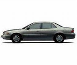 1997 buick century mvma specifications