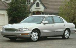 1997 buick park avenue mvma specifications
