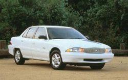 1997 buick skylark mvma specifications