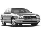 1997 cadillac deville mvma specifications