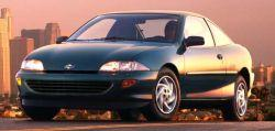 1997 Chevrolet Cavalier MVMA Specifications | Other Files | Documents and Forms