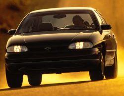 1997 Chevrolet Lumina MVMA Specifications | Other Files | Documents and Forms