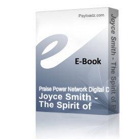 joyce smith - the spirit of perversion