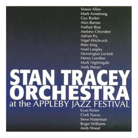 stan tracey orchestra - passion flower