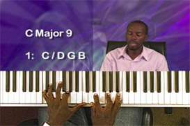 common progressions in gospel music