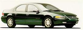1997 chrysler cirrus mvma specifications