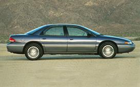 1997 chrysler concorde mvma specifications