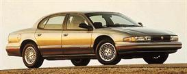 1997 Chrysler LHS MVMA Specifications | Other Files | Documents and Forms