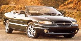 1997 Chrysler Sebring Convertible MVMA Specifications | Other Files | Documents and Forms