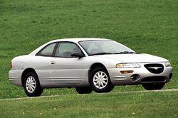 1997 chrysler sebring mvma specifications