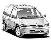 1997 dodge caravan mvma specifications