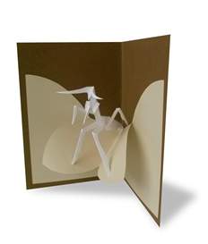 Mantis - EasyCutPopup | eBooks | Arts and Crafts