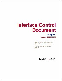 interface control document