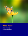15 White Paper Templates (MS Word) | Software | Design Templates